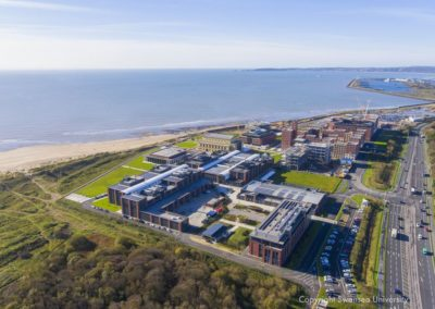 bay campus aerial - copyright_fast